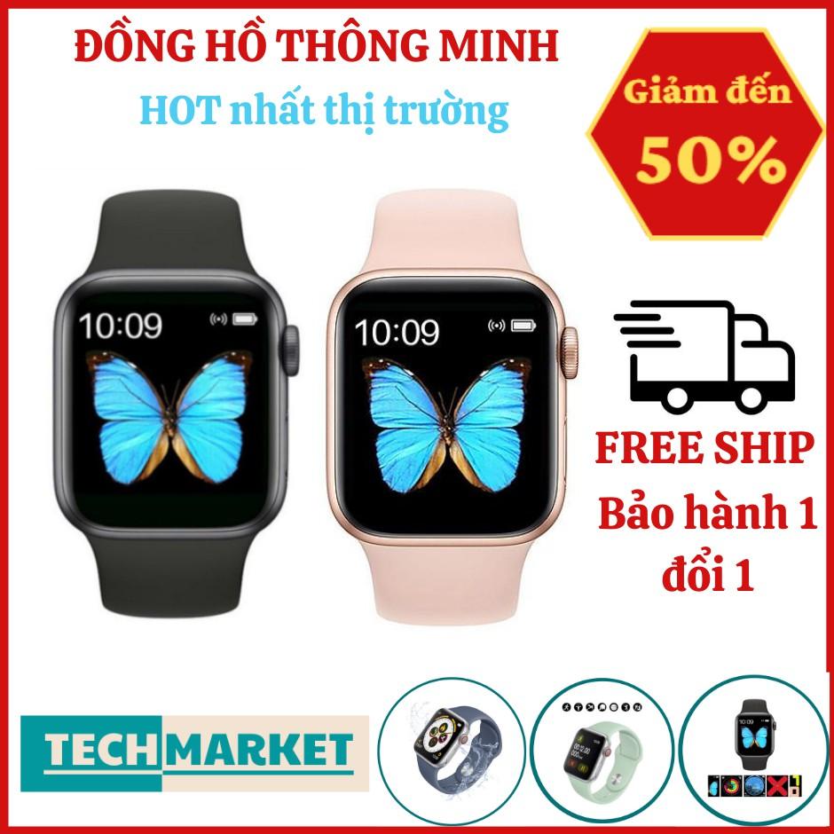 💥FREE SHIP💥 Đồng Hồ T500 Seri 5 Thế hệ mới Smart Watch, đồng hồ thông minh