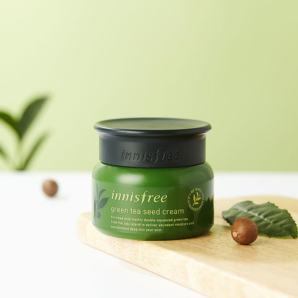 kem Innisfree Green Tea Seed Cream