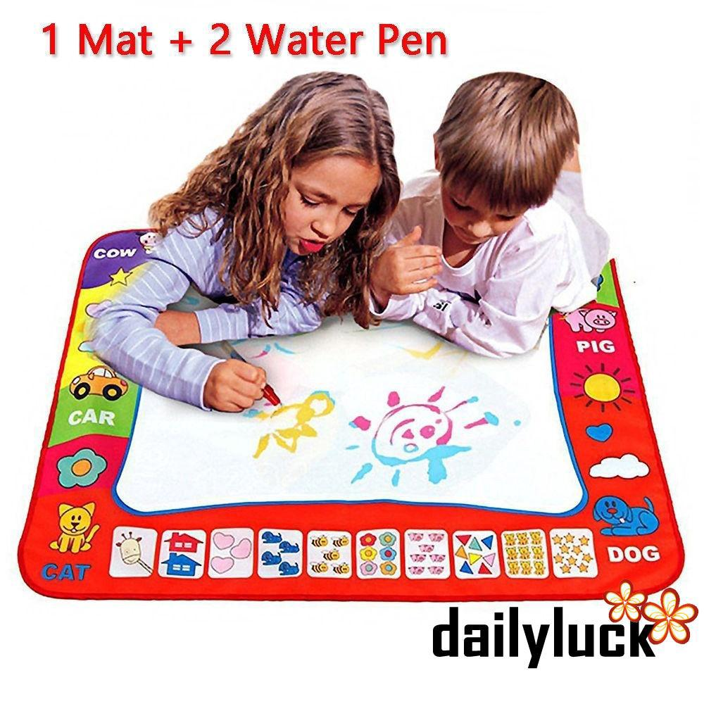 ..C-Kids Toys Water Mat Drawing Painting Toddler Board Magic Pen Childrens Gift