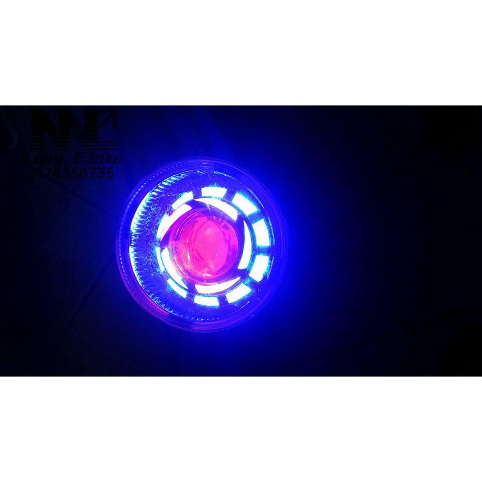 đèn pha 133s Milan chế bi cầu
