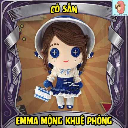 Búp Bê Thợ Vườn Emma Mộng Khuê Phòng – Doll Identity V – Cute in Store