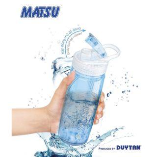 Bình nước Matsu thể thao 700ml - nhiều màu