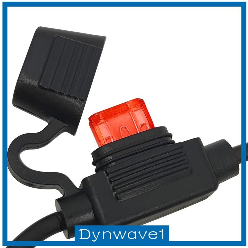 Dụng Cụ Kiểm Tra Lỗi Thoát Nước Xe Hơi Parasitic Dynwave1