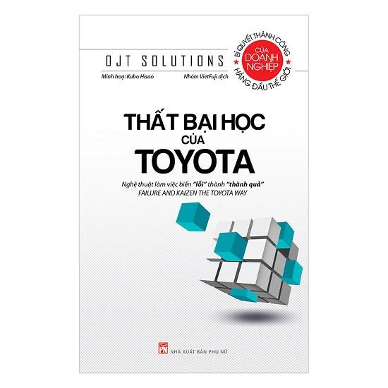 [ Sách ] Thất Bại Học Của Toyota