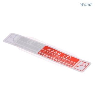 Wond HD Film Anti-Scratch Screen Protector For Xiaomi Miband 2 Smart Strap Wristband