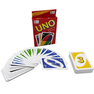 Bộ bài Uno 108 lá bằng giấy cứng [DEAL11.11]