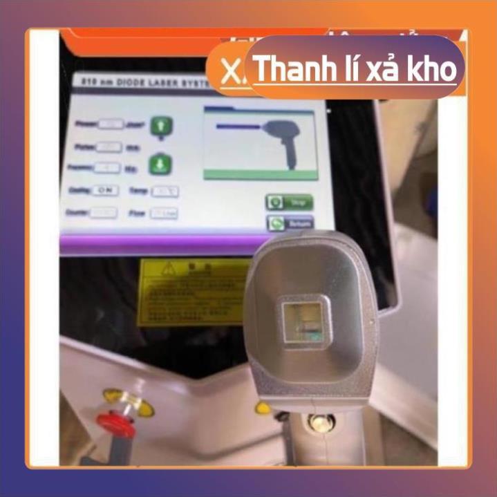[🎁FREE SHIP💓 ] Máy triệt lông diode laser công nghệ cao bước sóng 808nm hiện đại nhất hiện nay