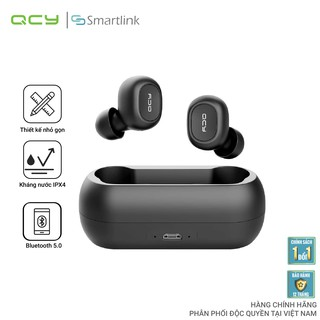 Tai nghe Bluetooth Xiaomi QCY T1C-Hàng Chính Hãng - SmartLink Bảo Hành 12 Tháng 1 đổi 1