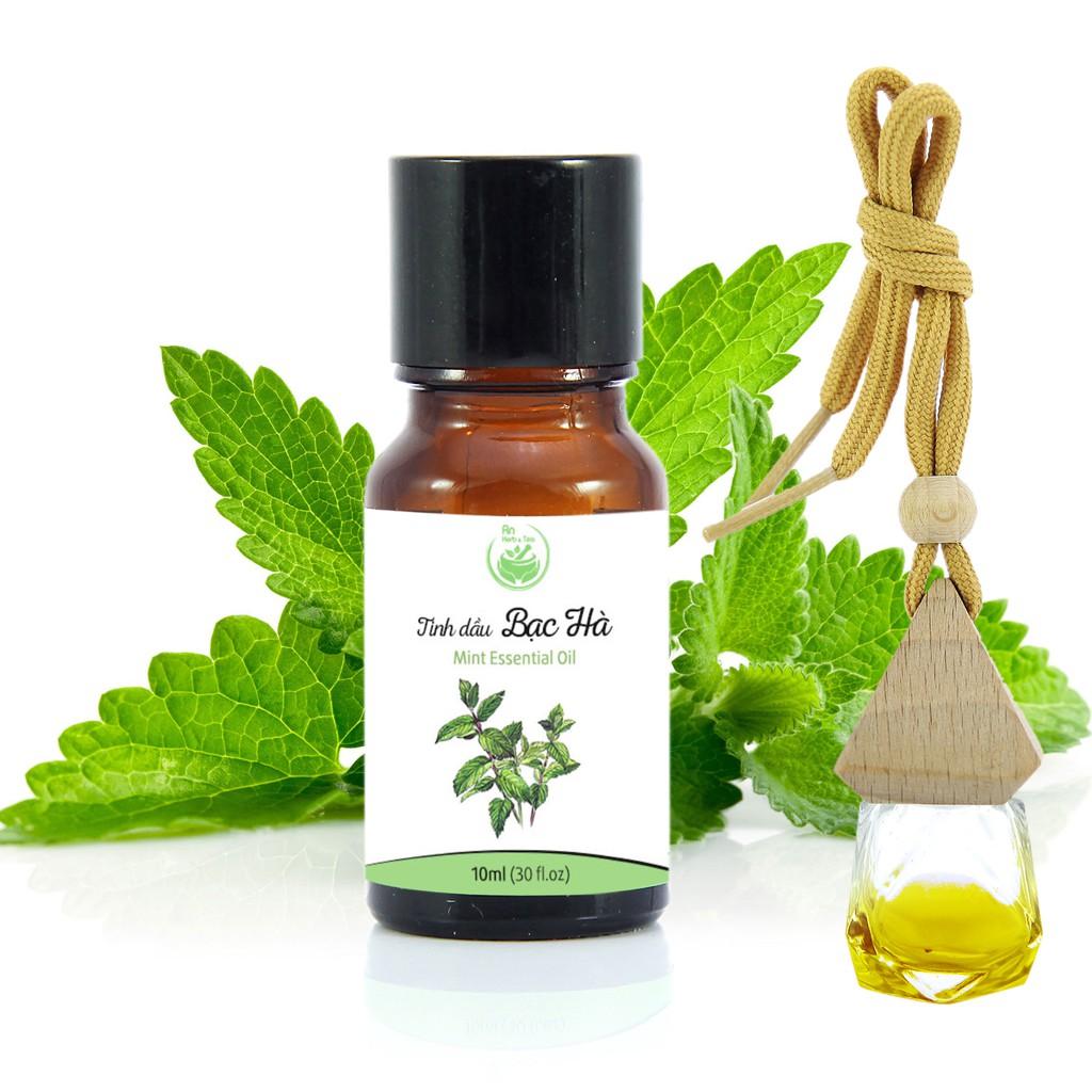 Tinh dầu bạc hà thiên nhiên nguyên chất An Herb & Tea