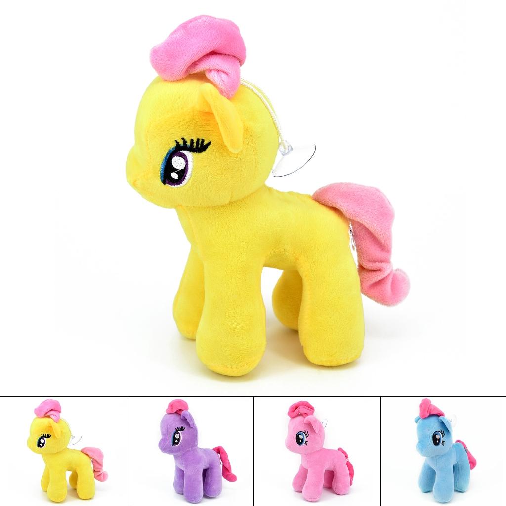 Baby Kid Cute New Pony Plush Soft Kids Hug Stuff Toy Doll