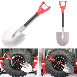 SIY❤ RC Crawler 1:10 Accessories Metal Shovel For RC SCX10 D90 Crawler Ca