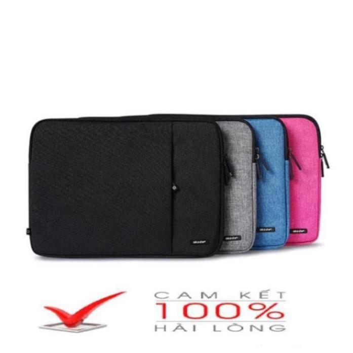 Túi chống sốc + chống nước cao cấp cho laptop, macbook 15.6 inch Okade T40
