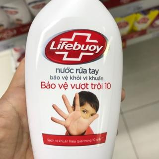 Nước rửa tay lifebouyt 180g thumbnail