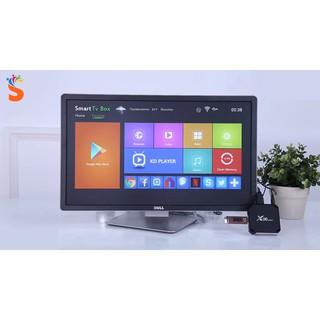 SALE SỐC TẶNG THẺ 32GB + đầu thu TV Box X96 mini 2G 16G - Xe - Tivibox xịn cấu hình mạnh giá rẻ thumbnail