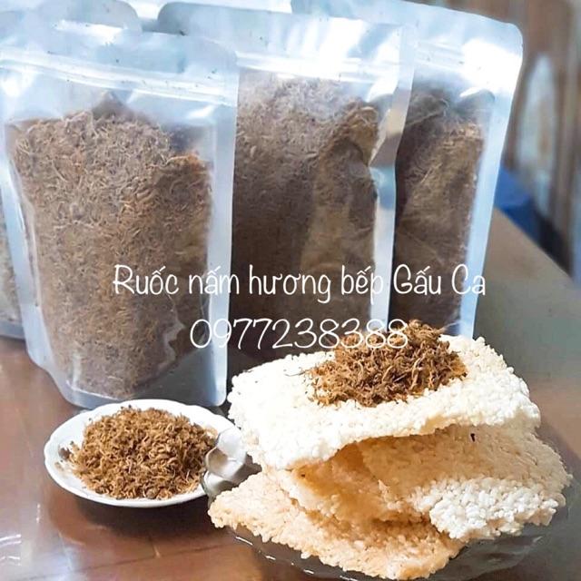 Ruốc nấm hương bếp Gấu Ca 1250g