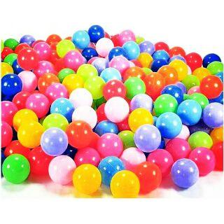Túi 100 bóng nhựa cho bé tặng kèm 1 trứng khủng long đồ chơi