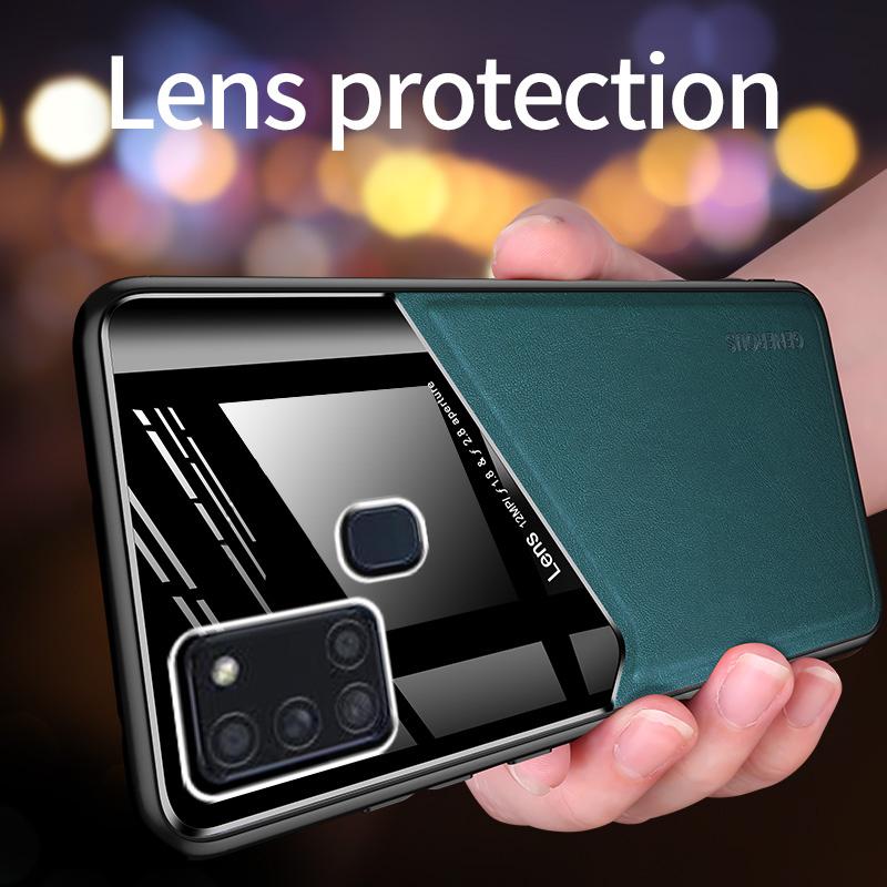 Ốp Điện Thoại Thời Trang Cho Samsung Galaxy A21S A31 A41 A51 A71 A10S A20S