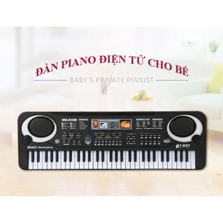 Bộ đàn Piano điện tử 61 phím có Micro dành cho trẻ em