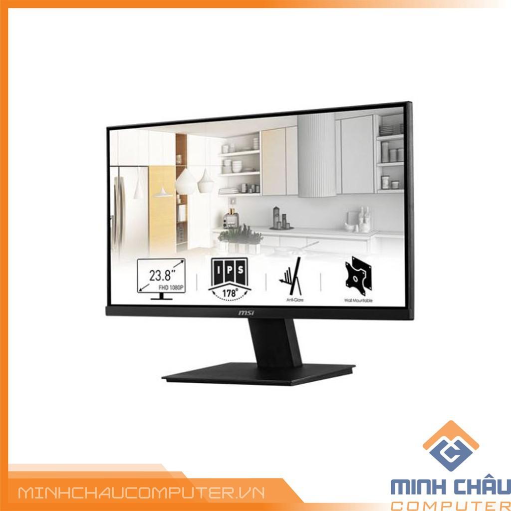 Màn hình MSI Pro MP241 Full HD 24inch IPS 60Hz New Full Box Chính Hãng