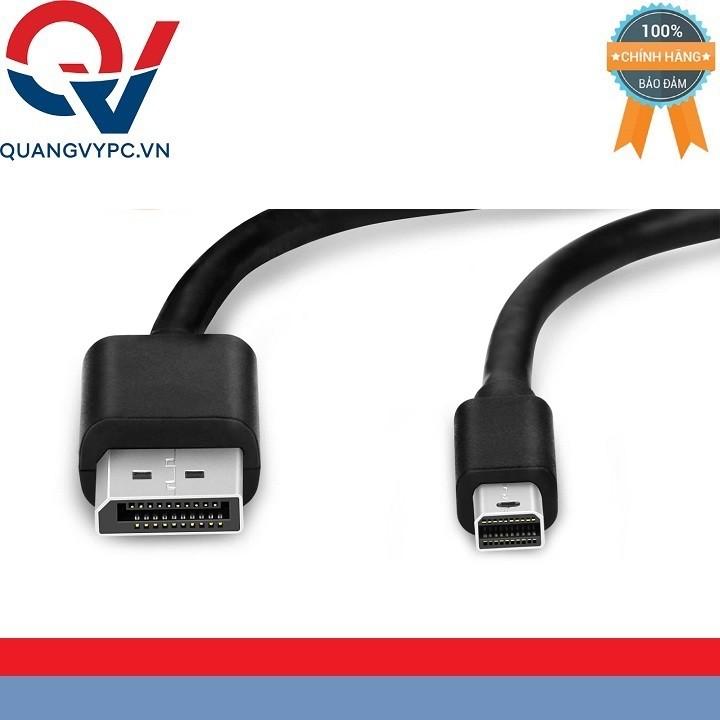 Dây cáp mini Display Port qua Display Port hàng OEM hỗ trợ 4K UltraHD
