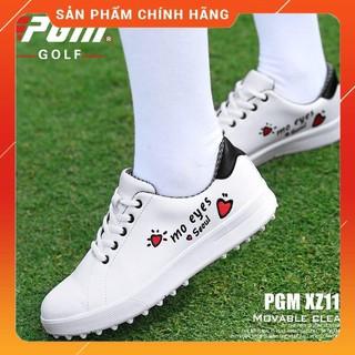 [Freeship] Giày golf nữ PGM chính hãng