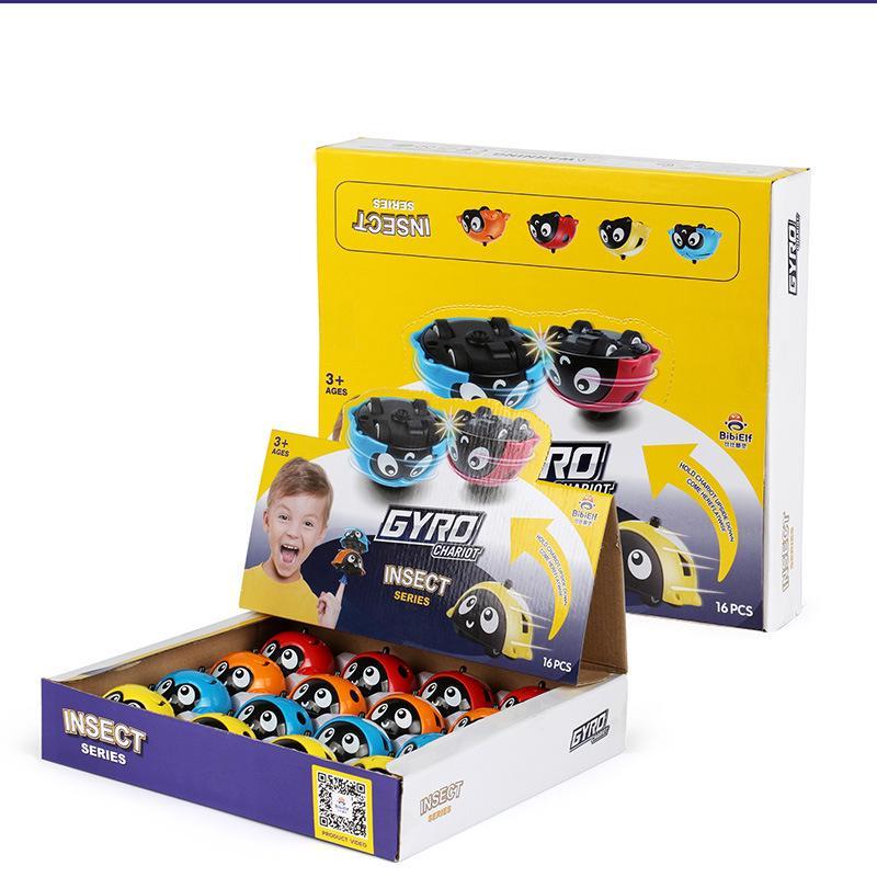 Finger Battle Gyroscope Fidget Spinner Inertia Car Great Toys for Baby Kids Children