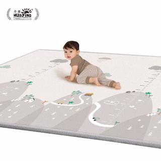 Thảm cuộn 2 mặt chống thấm cho bé 2 mét – Thảm trải sàn em ái, vệ sinh sạch sẽ