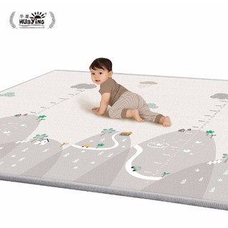 [GIÁ SHOCK] Thảm cuộn 2 mặt chống thấm cho bé 2 mét – Thảm trải sàn em ái, vệ sinh sạch sẽ