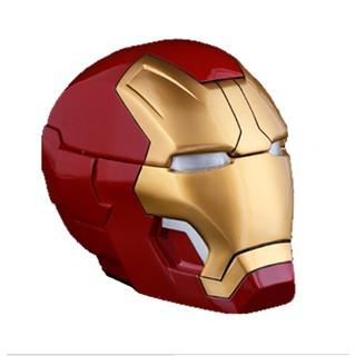 Mô hình đầu Iron Man đá tổng hợp.