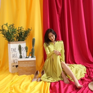 Phông nền vải trơn 15 màu size to để chụp ảnh sản phẩm và lookbook