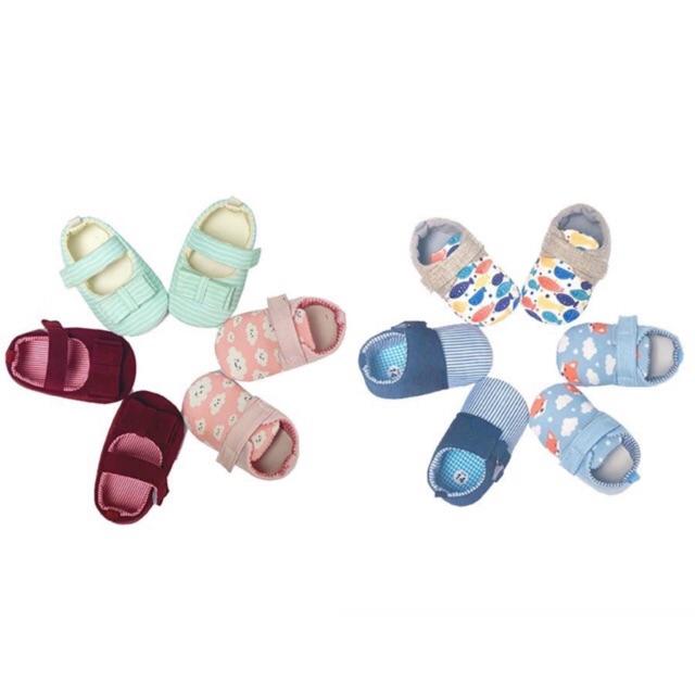 Giày tập đi cho bé AmPrin (dành cho cả bé trai và bé gái)