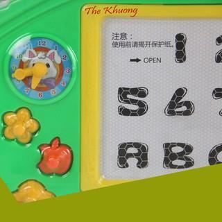 [RẺ CỰC RẺ] Bảng viết tự xóa cao cấp cho bé tập viết LCC- 3