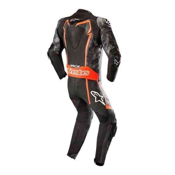 BỘ SUIT DA Alpinestars GP Plus Camo One Piece Leather Suit ( SIZE 48 )