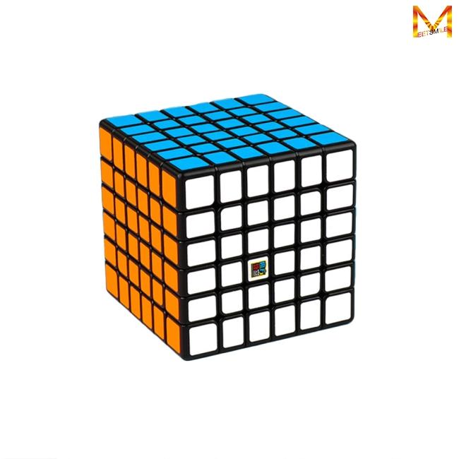 Portable 6x6 Magic Puzzle Cube High Speed Smart Cube Intellectual Development Toys