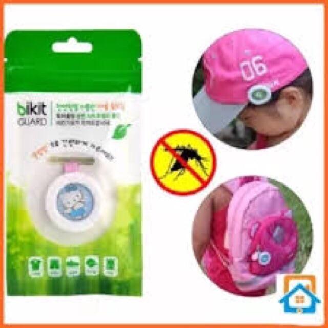 Huy hiệu Kẹp chống muỗi hương tinh dầu Bikit Guard an toàn cho bé - 3615079 , 1104265312 , 322_1104265312 , 12000 , Huy-hieu-Kep-chong-muoi-huong-tinh-dau-Bikit-Guard-an-toan-cho-be-322_1104265312 , shopee.vn , Huy hiệu Kẹp chống muỗi hương tinh dầu Bikit Guard an toàn cho bé