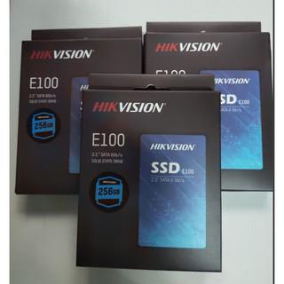 Ổ cứng SSD HKVISION - E100 - 256 GB - SATA III - Bảo hành 36T