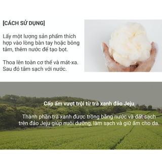 Tẩy tế bào da chết toàn thân hương trà xanh innisfree Green Tea Pure Body Scrub 150ml-2