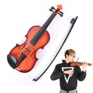 Ba 1Pc and Children Super Cute Mini Music Electronic Violin GIFT by