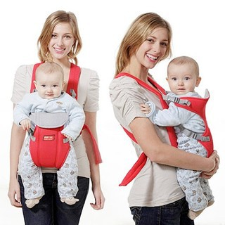 Địu em bé 4 tư thế baby carrier xanh - 3233184 , 706966564 , 322_706966564 , 69000 , Diu-em-be-4-tu-the-baby-carrier-xanh-322_706966564 , shopee.vn , Địu em bé 4 tư thế baby carrier xanh