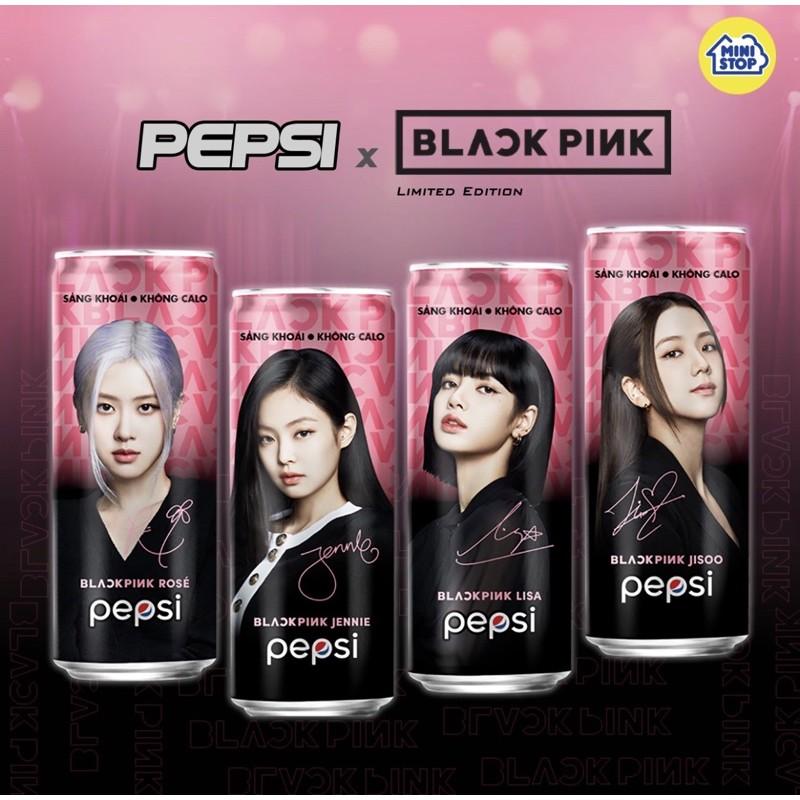 [ VUI LÒNG MUA 2 SP TRỞ LÊN]Pepsi x BlackPink bản hồng