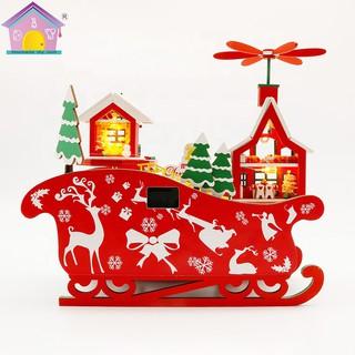 Mô hình nhà gỗ búp bê Magical Christmas Night