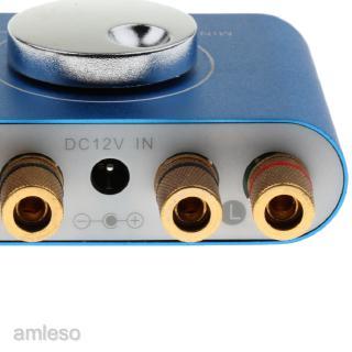 Bluetooth Audio Power Amplifier 2*60W Stereo Amp HiFi Audio Receiver F900