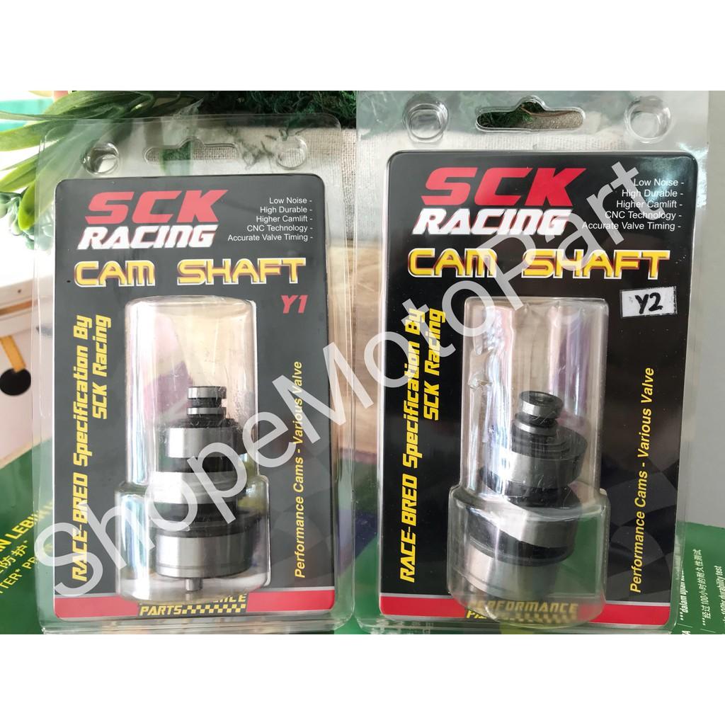 SCK RACING CAM CAMSHAFT YAMAHA LC135 135LC LC 135 FZ Y15ZR Y15Z Y15 UMA  ARATA Y1 Y2 Y5