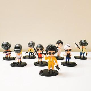 [ Thanh lý đón tết ] 8 nhân vật PUBG (Loại
