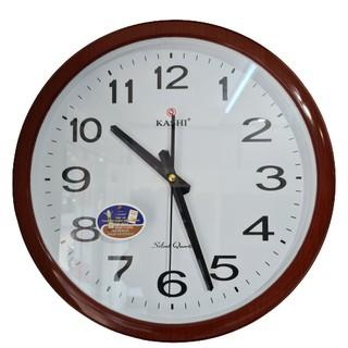 [Hàng loại 1] Đồng hồ treo tường KASHI N16 kim trôi đường kính 35cm