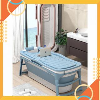 [HOT]( SIZE ĐẠI SẴN HÀNG ) Bồn tắm gấp gọn cho gia đình người lớn đẳng cấp 5 sao 1.45m