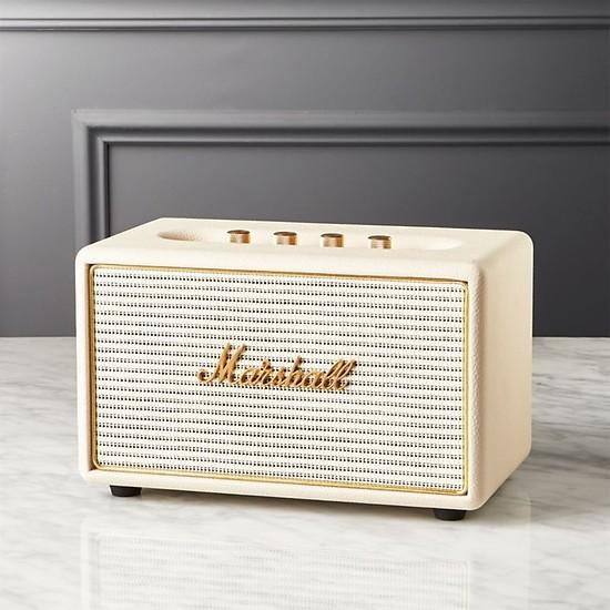 Loa Bluetooth Marshall Acton II Black/Cream - Hàng chính hãng