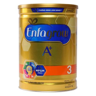 Sữa Enfagrow A+ 3 1.8 kg 1-3 tuổi
