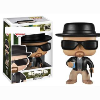 Breaking Bad Action Figure Saul White Modeling Toy Home Tabletop Decoration