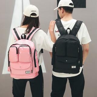 Women Travel Bag Nylon Waterproof Backpack Multifunction
